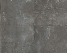 Vlies Tapete New England 2 AS Creation 96223-2 Metall Platten Nieten Beige Grau