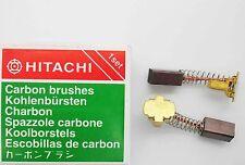 Balais de charbon Hitachi 999054 DS18DL DS18DMR (PS) DS14DL WH10DL G18DL WR18DL H21