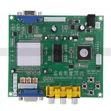 Gonbes GBS-8200 CGA/EGA/VGA/YUV to VGA professional game converter
