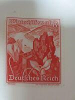 """1938 - Mi.Nr. 679 - 8 Pf - """"Ostmarklandschaften+Alpenblumen"""" - ungebr. m. Falzr."""