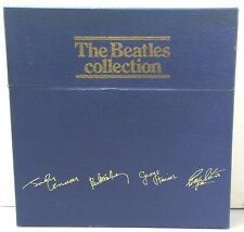The Beatles Collection - Blue Box Set Stereo LPs - PARLOPHONE