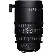 Sigma 50-100mm T2 Cine High-Speed Zoom Lens (Sony E) & SANDISK 32GB USB