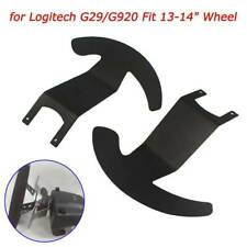 "NEW UPGRADE for Logitech G29/920 Fit 13-14"" Wheel Steering Wheel Shifter Paddles"