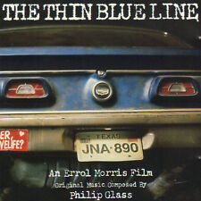 PHILIP GLASS - THE THIN BLUE LINE (1989 OST CD)