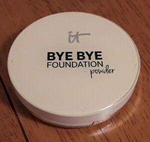 IT Cosmetics Bye Bye Foundation Powder Various Shades 0.30 oz