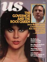 US magazine May 16 1978 Jerry Brown, Linda Ronstadt EX 112315DBE