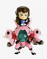 Blizzard Cute But Deadly D.Va With Meka Overwatch Figure - Removable DVA