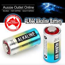 2x 4LR44 Alkaline Battery 6V PX28A, A544, 28PXA, 476A, A4034PX, L544, 28A, L1325