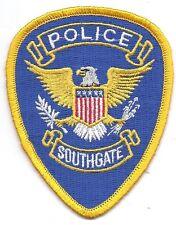 **SOUTHGATE MICHIGAN POLICE PATCH**