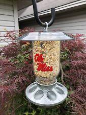 Ole Miss Wild Bird Feeder