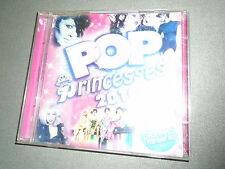 POP PRINCESSES 2010 CD + DVD
