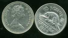 CANADA 5 cents  1989   ANM