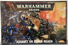 Assault on Black Reach Warhammer 40K Ork / Space Marine NIB
