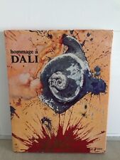 Hommage à DALI. Numéro spécial XXe siècle.1 lithographie originale / 1980