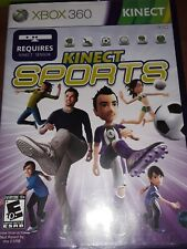 Xbox 360 Kinect Sports Video Game Soccer Boxing Tennis Bowling Volleyball
