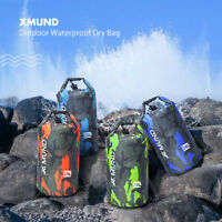 20L Waterproof Sports Backpack Dry Bag Floating Pouch Kayaking Boating Camping