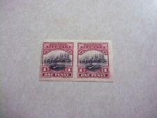 AITUTAKI COOK ISLANDS Stamps SG 25 Scott 29 IMPERF PAIR OG NH