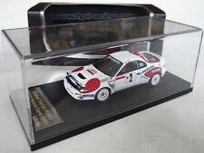 HPI 1/43 Toyota Celica Turbo 4WD (ST185) Sainz Rallye Monte Carlo 1992 OVP 8003