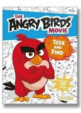 Angry Birds Movie: Seek & Find By Centum Books