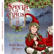 Debbi Moore Santa Claus II Dimensional CD Rom (321179)