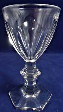 1 verre vin / porto,/ saké cristal Baccarat Harcourt Réf A26/26  11,5 cm