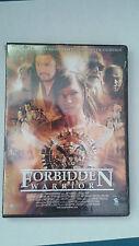 """DVD """"FORBIDDEN WARRIOR"""""""