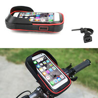 Impermeabile Porta Telefono Cellulare Supporto Smartphone BICICLETTA MOTO Rs IT