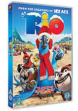 Rio - Dvd (2011) Animated Family Adventure - Anne Hathaway - Jesse Eisenberg