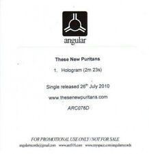 (BI387) These New Puritans, Hologram - 2010 DJ CD