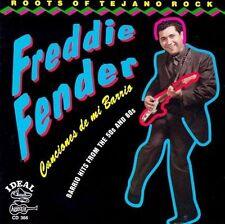 Canciones de Mi Barrio: The Roots of Tejano Rock, Freddy Fender, Good