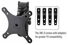 Omnimount 3N1-S/WM3-S Ver. H LCD TV Flat Panel Mount VESA 75, 100, 200x100 & 200