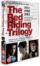 RED RIDING TRILOGY NEW REGION 2 DVD