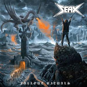 SEAX Fallout Rituals CD 10 tracks FACTORY SEALED NEW 2019 Shadow Kingdom USA