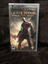 God of War: Ghost of Sparta (Sony PSP) Brand New, Factory Sealed