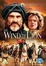 THE WIND AND THE LION DVD - NEW / SEALED DVD - UK STOCK