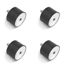 4pcs Anti Vibration Rubber Isolator Mounts Shock Absorber Ltm6 M8 M10 M12