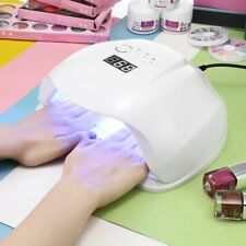 New 54W LED UV Nail Lamp Light Gel Polish Dryer Manicure Art Curing AU Plug OZ