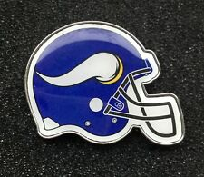 Minnesota Vikings NFL Team football américain Casque pin badge