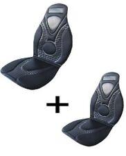 2 Sitzauflage Sitzheizung Sport Autositzauflage beheizt Heizauflage Sitzaufleger