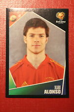 Panini EURO 2004 N. 80 ESPANA ALONSO  NEW With BLACK BACK TOPMINT!!