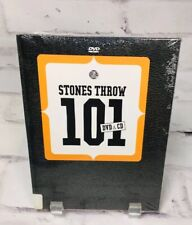 New Stones Throw 101 by Various Artists CD Nov-2004 Stones Throw Rare Sealed