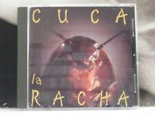 CUCA - LA RACHA CD EX / NM MEXICAN METAL