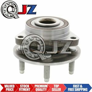 For 2017-2018 Chevrolet Volt [FRONT (Qty:1)] Wheel Hub Bearing Assembly