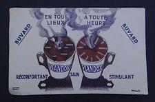 BUVARD Bouillon VIANDOX par MUCKENS-TOUROT Löscher blotter no Maggi Kub 2