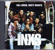 INXS - FULL MOON DIRTY HEARTS - CD (OTTIME CONDIZIONI)