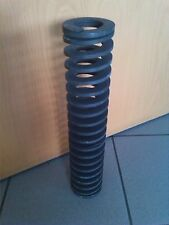Druckfeder 82x410mm rechteckiger Querschnitt: 8x18mm Werkzeugfeder Federwippe