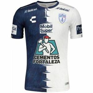 Charly Men's Official Club Pachuca Home Jersey 2019/2020 Season
