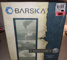 New Barska 10-30x60 Colorado Precision Binoculars with Strap and Case
