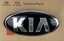 Rear Trunk Lid Emblem Kia Logo Mark 2013 2016 Sportage Genuine Badge Ornament Fits 2013 Kia Sportage