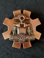 Serv-O-Droid Magnet Bottle Opener Star Wars Galaxy's Edge Disneyland Droid Depot